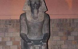 Ai Cập tìm thấy 66 bức tượng nữ thần chiến binh đầu sư tử