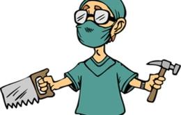 Bác sĩ phụ khoa thì bẽ mặt