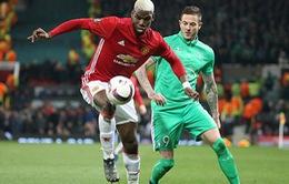 Nếu chơi đá cột dọc và xà ngang, Pogba vô đối ở Premier League