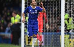 Chelsea 4-1 Peterborough: Dùng đội hình hai, Terry bị đuổi, Chelsea vẫn đại thắng
