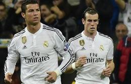 Real Madrid mất cả Ronaldo lẫn Bale vì vấn đề sức khỏe