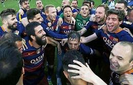 Con số & Bình luận: Chức vô địch thứ 24 của Barcelona ở La Liga