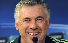 Carlo Ancelotti phát chán khi xem Bayern Munich thi đấu