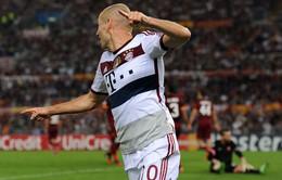 'Thật đáng xấu hổ khi Robben không lọt vào Top 3 đề cử QBV'