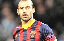 Sami Khedira chấn thương: Quá bí bách, Juve hỏi mua cả Mascherano
