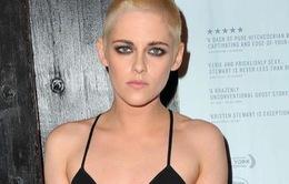 Lý do Kristen Stewart đột ngột cạo trọc đầu