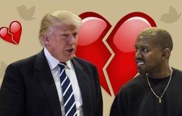 Thất vọng, Kanye West xóa mọi thông tin về Donald Trump trên trang cá nhân
