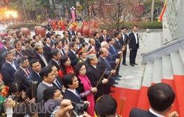 Thủ tướng dự lễ hội kỷ niệm 228 năm chiến thắng Ngọc Hồi - Đống Đa