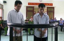39 năm tù cho hai kẻ cướp tiệm vàng