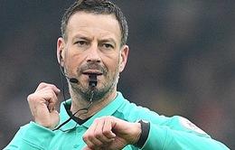 NÓNG: Trọng tài Mark Clattenburg đột ngột bỏ Premier League ra nước ngoài cầm còi