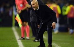 Real vỡ mộng 'ăn ba': Zidane và nỗi lo sụp đổ liên hoàn như Ancelotti