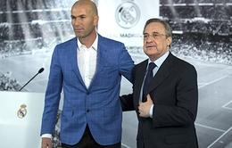 Tương lai của Zidane tại Real Madrid: Vô địch Champions League mới được ở lại?
