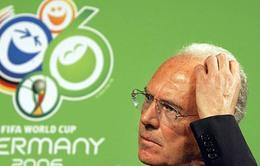Xuất hiện tài liệu Đức hối lộ để đăng cai World Cup 2006