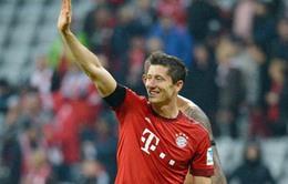Bayern Munich 5-0 Zagreb: Lewandowski lại lập hat-trick, Bayern thắng vang dội