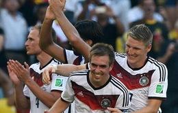 Franz Beckenbauer: 'Schweinsteiger thay Philipp Lahm làm thủ quân tuyển Đức là hợp lý'