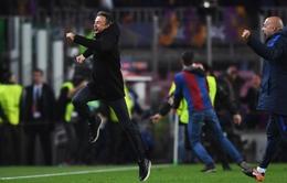 HLV Luis Enrique nói gì về màn ngược dòng không tưởng của Barca trước PSG?
