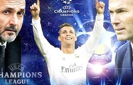 02h45 ngày 18/02, Roma – Real Madrid: Đầu hói đấu đầu trọc, 'thỏ non' đấu 'cáo già'