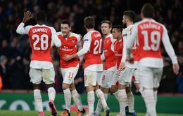 Kết quả và BXH lượt trận thứ 5 các bảng E, F, G, H vòng bảng Champions League
