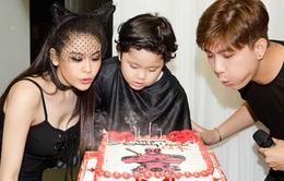 Trương Quỳnh Anh – Tim cùng tổ chức sinh nhật hoành tráng cho con trai