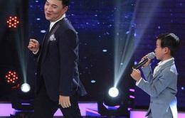 """NSND Thu Hiền, Cẩm Ly bật cười khi Quang Linh bị """"nhái"""" động tác"""