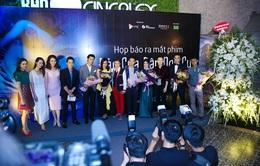 """Dàn sao Việt lộng lẫy đến xem phim có nhiều """"cảnh nóng"""" của Hồng Ánh"""