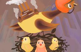 Thấm thía tác hại của thực phẩm bẩn qua phim hoạt hình sáng tạo của SV
