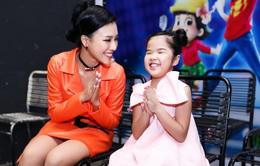 MC Hoàng Oanh tìm niềm vui trong công việc sau chuyện tình buồn