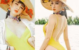 """Angela Phương Trinh khoe vòng 3 gợi cảm qua bộ hình bikini """"nóng bỏng"""""""