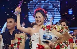 Kim Thảo trở thành quán quân Gương mặt truyền hình mùa đầu tiên