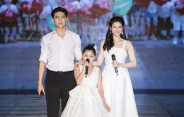Tim - Trương Quỳnh Anh biểu diễn cùng 150 mẫu nhí sau tin đồn hôn nhân