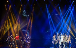 K-Pop kết hợp nhạc kịch lần đầu ra mắt khán giả Đà Nẵng