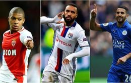 Arsenal sẽ đá thế nào nếu chiêu mộ được Mbappe, Lacazette và Mahrez?