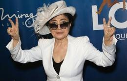 Yoko Ono được công nhận là đồng tác giả ca khúc 'Imagine' sau hơn 40 năm