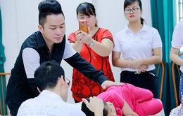 Tùng Dương làm 'tình nguyện viên đặc biệt' trong ngày Quốc tế Thiếu nhi 1/6
