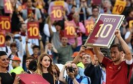 Cuộc đời và sự nghiệp Francesco Totti - Hoàng tử thành Rome
