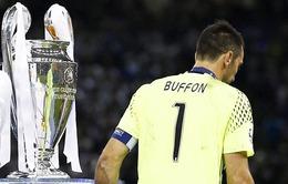 Nỗi đau Juventus, nỗi đau Buffon