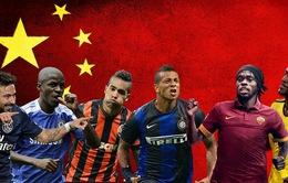 Trung Quốc siết chặt chuyển nhượng cầu thủ ngoại quốc