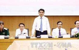 UBND TP Hà Nội và TTXVN ký kết Chương trình phối hợp công tác giai đoạn 2017-2021