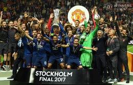 Man United: Ánh hào quang nhờ chiếc cúp Europa League