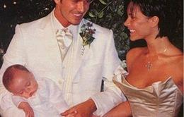 """David Beckham dành lời yêu thương cho """"bà xã"""" nhân dịp kỷ niệm ngày cưới"""