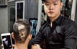 """""""Bộ sưu tập"""" 8 chân dung khắc trên tóc của các nhân vật phim """"Người phán xử"""""""