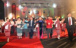 Ngày hội giao lưu văn hóa, thể thao và du lịch Việt-Lào