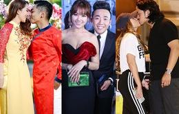"""Showbiz Việt không thiếu cặp """"em yêu chị"""" được gia đình ủng hộ như Song Hye Kyo"""