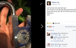 Nathan Lee bị trộm bẻ khóa nhà khi đang đi từ thiện cùng em gái