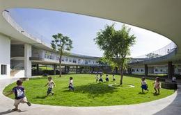 Mẫu nhà trẻ Việt Nam đoạt giải danh dự của Liên minh quốc tế Kiến trúc sư
