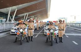 Cục CSGT huy động lực lượng phục vụ APEC