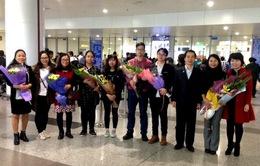 Học sinh Hà Nội đoạt Huy chương Bạc Olympic Tiếng Nga