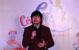 Giáo sư Xoay Đinh Tiến Dũng chấp bút viết kịch bản phim hài sitcom