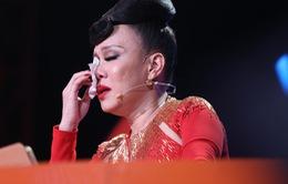 Bước nhảy ngàn cân: Việt Hương giàn giụa nước mắt vì thí sinh mắc chứng trầm cảm