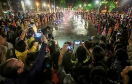 TP.HCM: Công viên Văn Lang hoạt động trở lại sau 5 tháng tạm ngừng